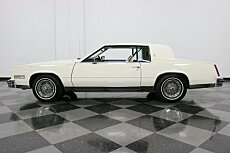 1985 Cadillac Eldorado for sale 101056019
