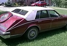 1985 Cadillac Seville for sale 100853038