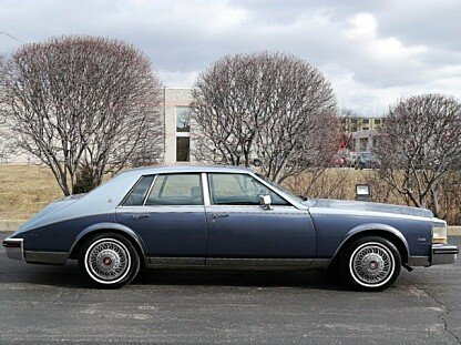 1985 Cadillac Seville for sale 100898050