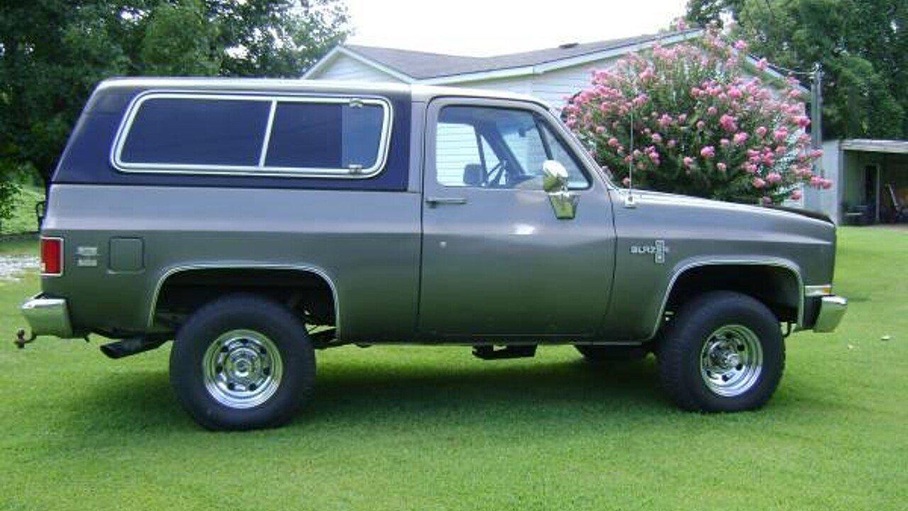 1985 Chevrolet Blazer for sale near Wilkes Barre, Pennsylvania ...