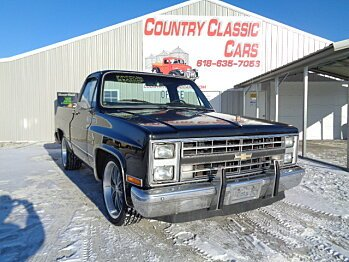 1985 Chevrolet C/K Truck for sale 100951036