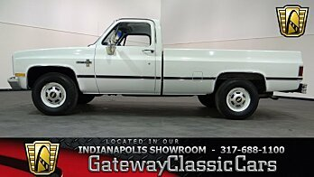 1985 Chevrolet C/K Truck 2WD Regular Cab 2500 for sale 100963619
