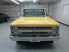 1985 Chevrolet C/K Truck 2WD Regular Cab 1500 for sale 100789376