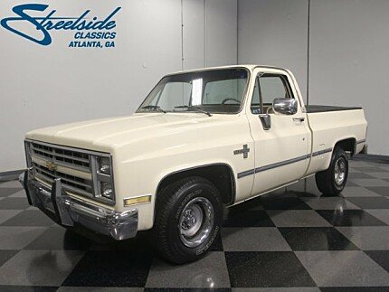 1985 Chevrolet C/K Truck 2WD Regular Cab 1500 for sale 100945610