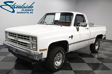 1985 Chevrolet C/K Truck for sale 100967726