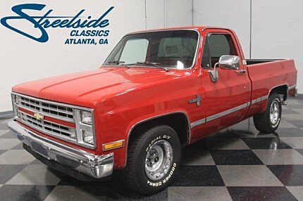 1985 Chevrolet C/K Truck 2WD Regular Cab 1500 for sale 100970241