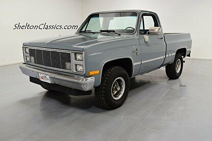 1985 Chevrolet C/K Truck 4x4 Regular Cab 1500 for sale 100976792