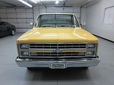 1985 Chevrolet C/K Truck 2WD Regular Cab 1500 for sale 100983769