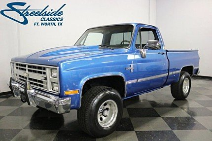 1985 Chevrolet C/K Truck for sale 100986151