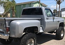 1985 Chevrolet C/K Truck 4x4 Regular Cab 1500 for sale 100986576