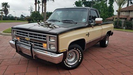 1985 Chevrolet C/K Truck for sale 100989359