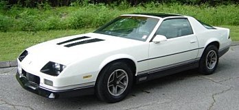 1985 Chevrolet Camaro for sale 100843945