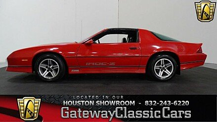 1985 Chevrolet Camaro Coupe for sale 100896274