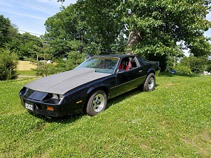 1985 Chevrolet Camaro Berlinetta Coupe for sale 100944562