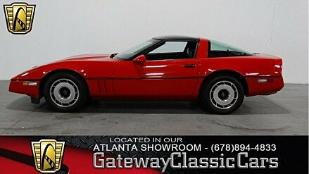 1985 Chevrolet Corvette Coupe for sale 100816703