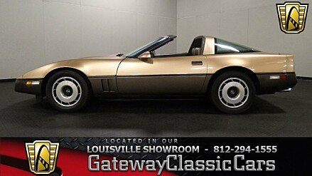 1985 Chevrolet Corvette Coupe for sale 100920088