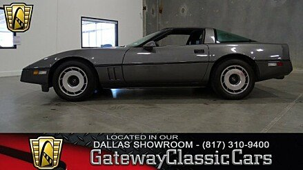 1985 Chevrolet Corvette Coupe for sale 100920091