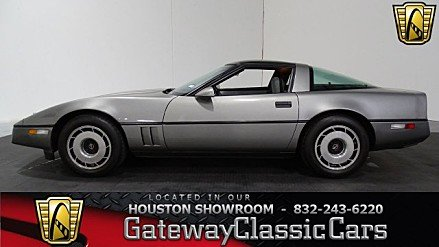1985 Chevrolet Corvette Coupe for sale 100920821