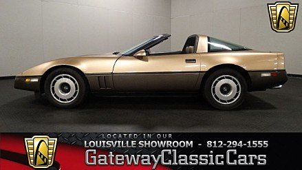 1985 Chevrolet Corvette Coupe for sale 100932935