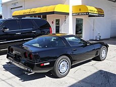1985 Chevrolet Corvette Coupe for sale 100953285
