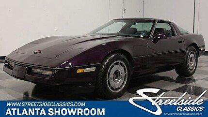 1985 Chevrolet Corvette Coupe for sale 100970151