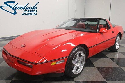 1985 Chevrolet Corvette Coupe for sale 100975719