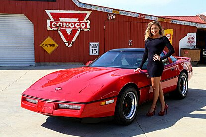 1985 Chevrolet Corvette Coupe for sale 100981743