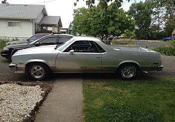 1985 Chevrolet El Camino for sale 100791648