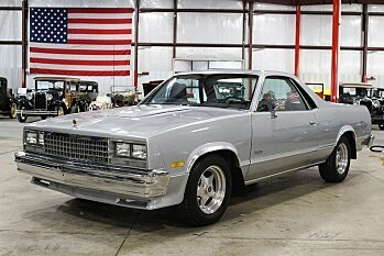 1985 Chevrolet El Camino V8 for sale 100915409
