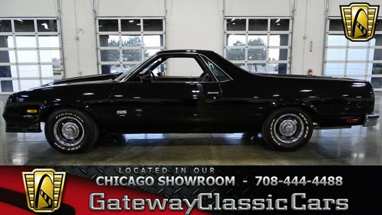 1985 Chevrolet El Camino V8 for sale 100965031