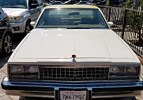 1985 Chevrolet El Camino V8 for sale 100970127