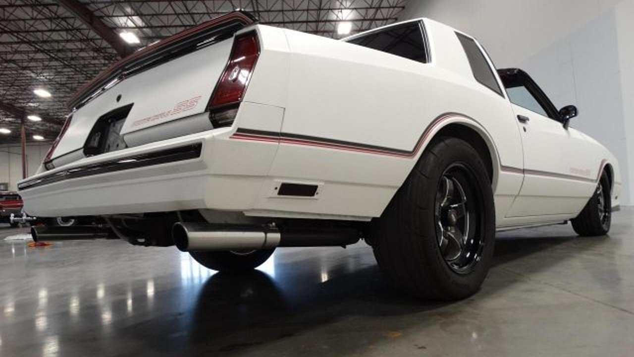 All Chevy 1985 chevy monte carlo ss for sale : 1985 Chevrolet Monte Carlo SS for sale near O Fallon, Illinois ...