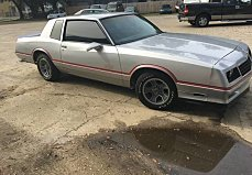 1985 Chevrolet Monte Carlo for sale 100821291