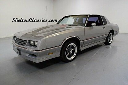 1985 Chevrolet Monte Carlo SS for sale 100927956