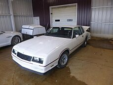 1985 Chevrolet Monte Carlo SS for sale 100982747
