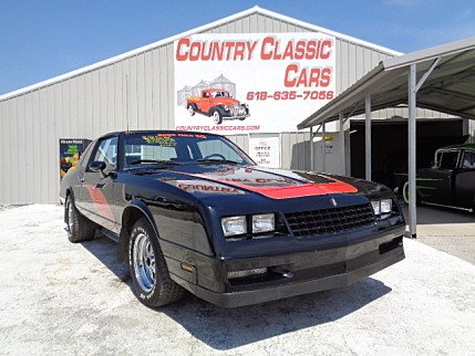1985 Chevrolet Monte Carlo SS for sale 100984245