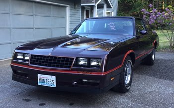 1985 Chevrolet Monte Carlo SS for sale 100995074