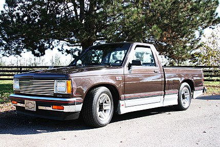 1985 Chevrolet S10 Pickup 2WD Regular Cab for sale 100895387