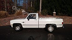 1985 Chevrolet Silverado and other C/K1500 2WD Regular Cab for sale 100833157