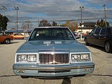 1985 Chrysler LeBaron for sale 100819059