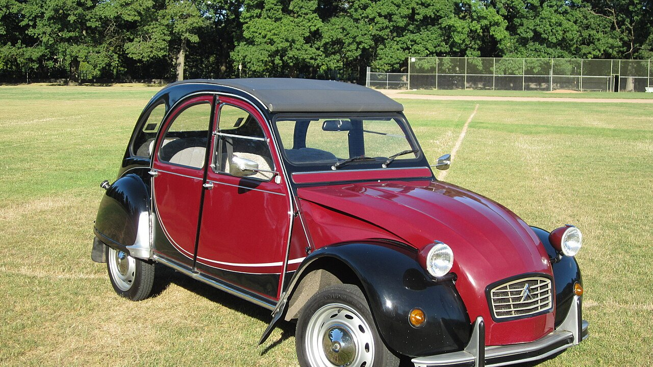 1985 Citroen 2CV for sale 101027488