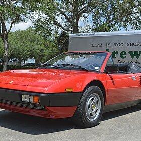 1985 Ferrari Mondial Cabriolet for sale 100758891