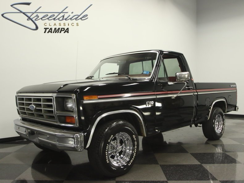 1985 Ford F150 2WD Regular Cab for sale 100886744 & Ford F150 Classics for Sale - Classics on Autotrader markmcfarlin.com