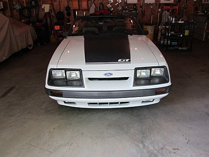 1985 Ford Mustang GT Convertible for sale 100750452