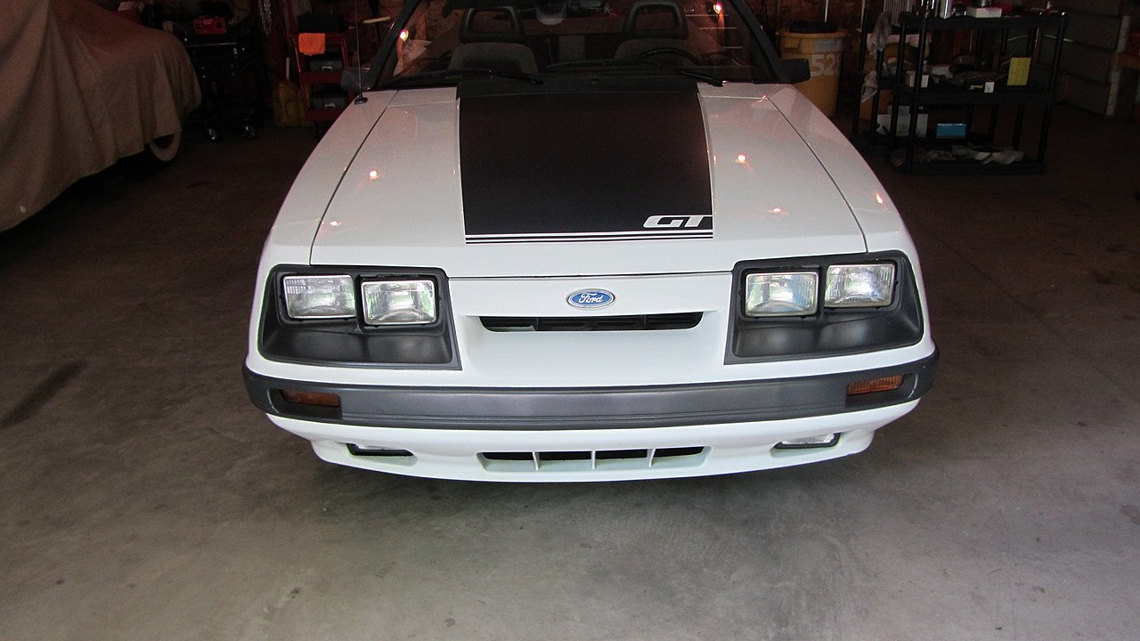 1985 ford mustang gt convertible for sale near salem ohio 44060
