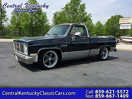 1985 GMC Sierra 1500 2WD Regular Cab for sale 100986912