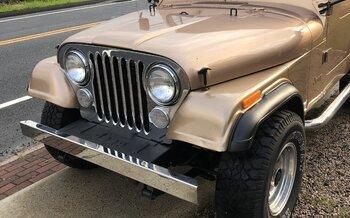 1985 Jeep CJ 7 for sale 101005774