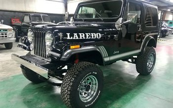 1985 Jeep CJ 7 for sale 101009309