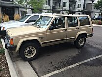 1985 Jeep Cherokee 4WD Pioneer 4-Door for sale 100942787