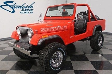 1985 Jeep Scrambler for sale 100957373